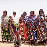 Буркина-Фасо: родина честных людей