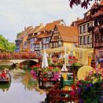 Франция – колыбель моды и романтики