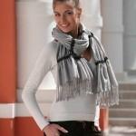 Манера носить шарф расскажет о характере
