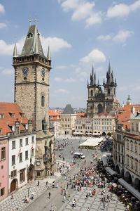 Прага. Башня
