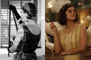 Платье в стиле 20-х