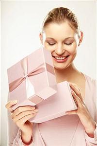 Новогодний подарок женщине